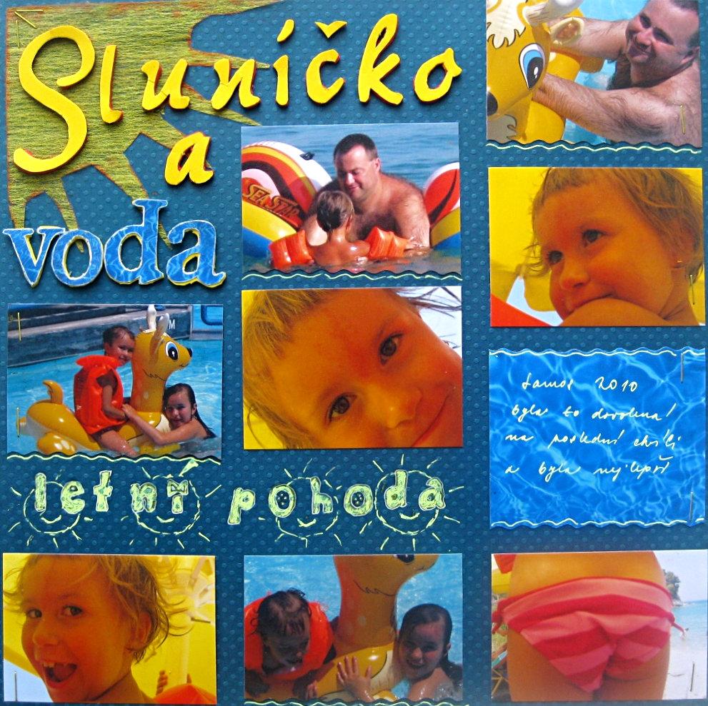 Sketch měsíce - březen 2011 - autorka Slávka
